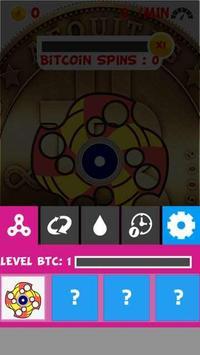 Bitcoin Spinner apk screenshot