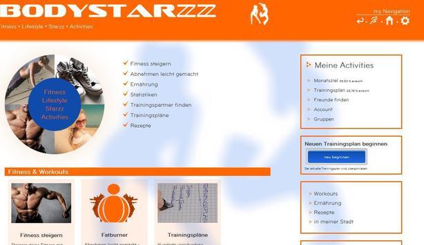 bodystarzz apk screenshot