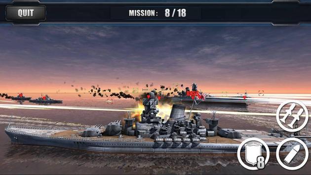 World Warships Combat screenshot 4