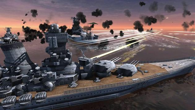 World Warships Combat screenshot 8
