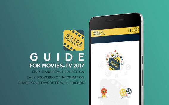 Guide for Movies 2017 screenshot 8