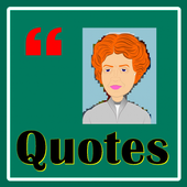 Quotes Eleanor Roosevelt icon