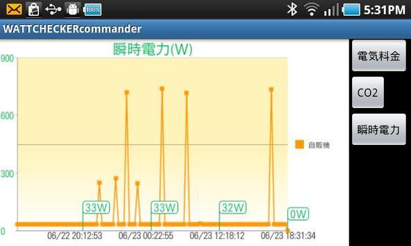 WattChecker Commander screenshot 2