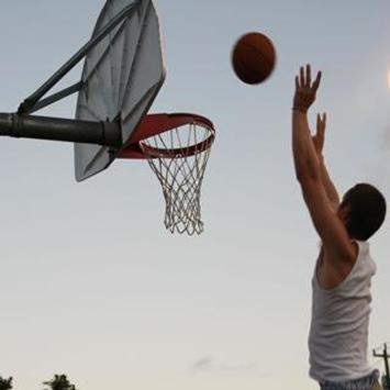 لعبة كرة سلة في الحارة apk screenshot