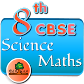 free 8th CBSE-Animted-Sci&Math icon