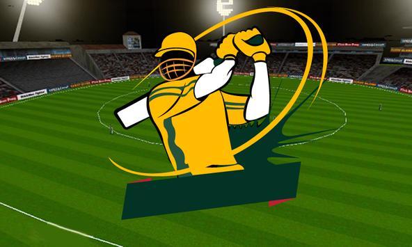 Best Cricket Championship poster