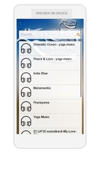 Fitness & Yoga Sound apk screenshot