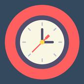 Gun Clock - 2D Shooting Clock game icon