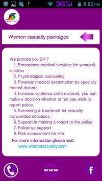 WCF Woman apk screenshot