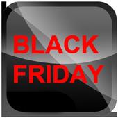 black friday 2016 icon