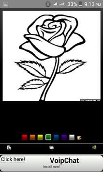 coloring pad screenshot 4