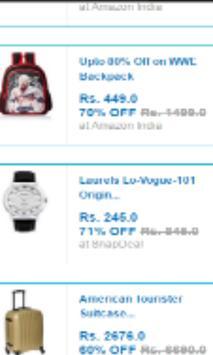 Coupons on Shopping - Recharge screenshot 3