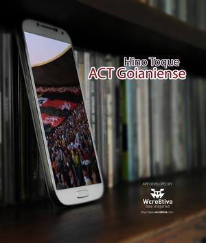ACT Goianiense Hino Toque apk screenshot