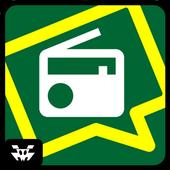 Rádios do Brasil e Chat icon