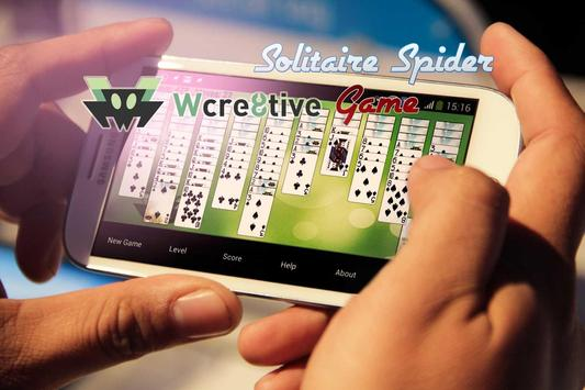 Wcre8tive Solitaire Spider screenshot 4