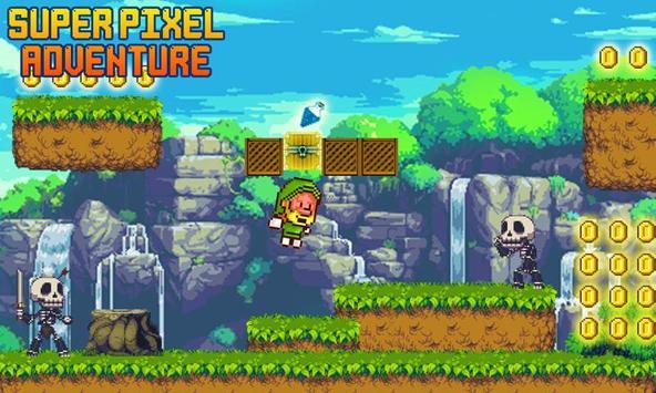 Super Pixel Adventure poster