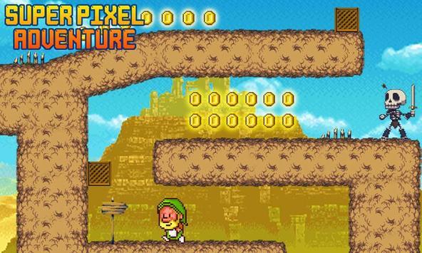 Super Pixel Adventure apk screenshot