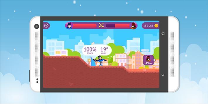 guide Bowmasters screenshot 1