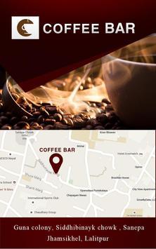 Coffee Bar screenshot 1
