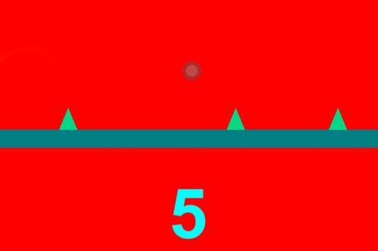 Jumping Ball screenshot 4