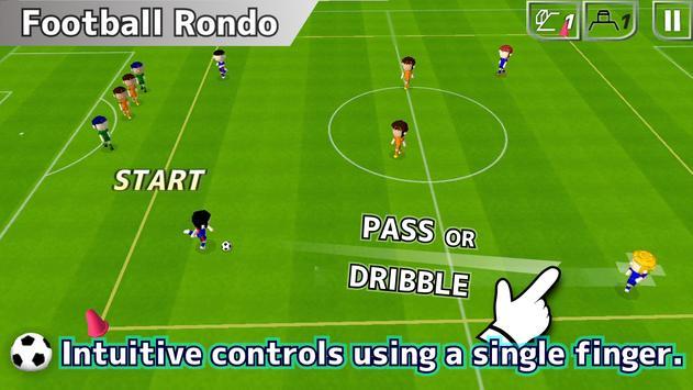 Soccer Rondo apk screenshot