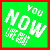 Advice YouNow Live Stream Video Chat Advice tips icon