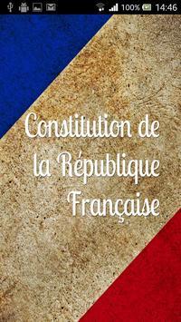 Constitution Française poster