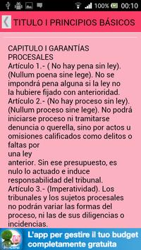 Procesal Penal Guatemala apk screenshot