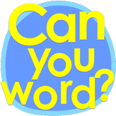 Can you word? icon