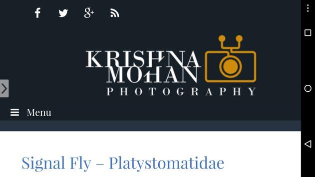 Krishna Mohan Photography screenshot 5
