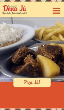 Restaurante Dona Jú poster