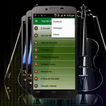 Musica Voz da Verdade O Escudo apk screenshot