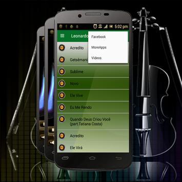 Leonardo Goncalves Musicas - Letra Novo apk screenshot