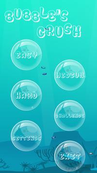 Bubble's Crush screenshot 1