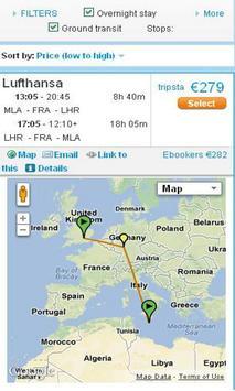 e Cheap Flights apk screenshot