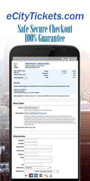eCity Tickets screenshot 3