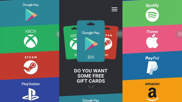 eGift Wallet - FREE GIFT CARDS poster