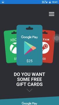 eGift Wallet - FREE GIFT CARDS apk screenshot