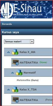 eSinaueSemkaNU apk screenshot