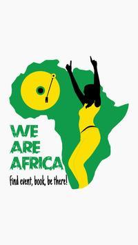 WeAreAfrica poster
