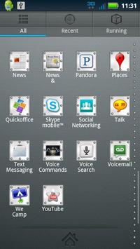 RV Camping GO Launcher Theme apk screenshot