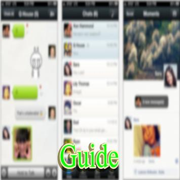 guide for New WeChat Friends! poster