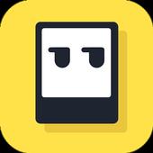 ikon POLY: Kamera Instan dengan Bingkai & Filter Foto