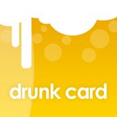 Drunk Card icon