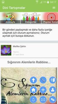 Dini İslami Tartışmalar Arkadaşlık Duvar Kağıtları poster