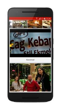 H&M Cağ Kebap-Etli Ekmek screenshot 3