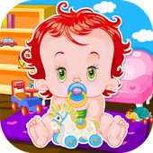 Baby House Cleaning icon