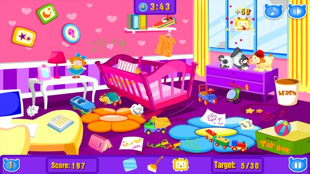 Baby House Cleaning screenshot 10