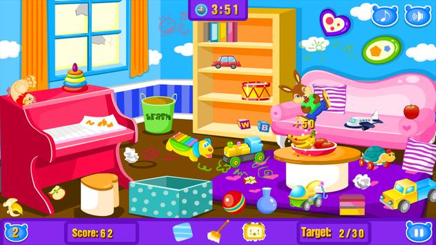 Baby House Cleaning screenshot 1