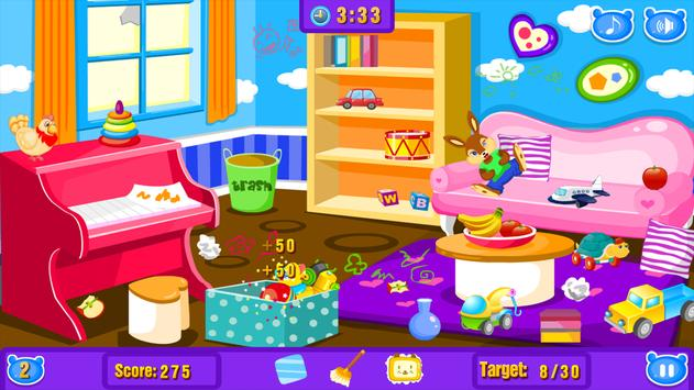 Baby House Cleaning screenshot 3